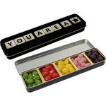Gourmet Jelly Bean Factory Beans Slim Tin