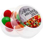 Mini Round Skittles Pot