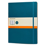 X Large Soft Cover Ruled Moleskine Notebook