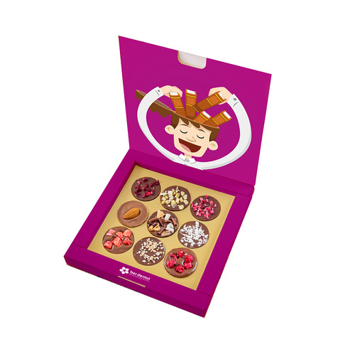 Fruit And Chocolate Gift Boxes : Fruit chocolate box