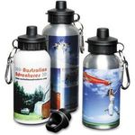 Aluminium Sports Bottles 400ml