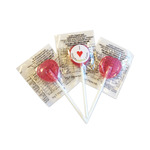 Heart Shape Lollipop