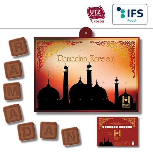 Ramadan Chocolate Countdown Calendar