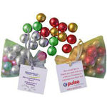 Chocolate Balls 60g In A