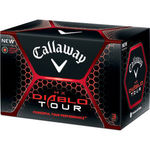 Golf Ball Callaway Hex Black Tour