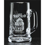 Crystal Cut Tankard