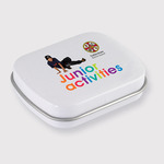 Mini Hinge Jelly Bean Tin
