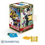 Promotional Tower Advent Calendar with Ritter Sport Quadrettes
