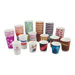 Single Walled Full Colour Paper Cup
