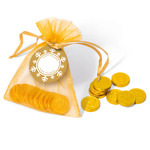 Mini Gold Coin Bag