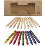 Lucky 19 Piece Colouring Set