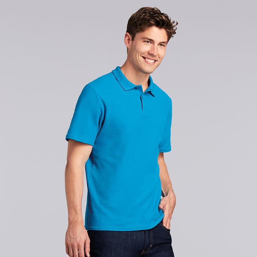 Gildan Softstyle Double Pique Polo