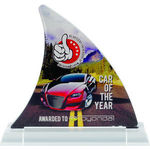 Fin Shaped Award