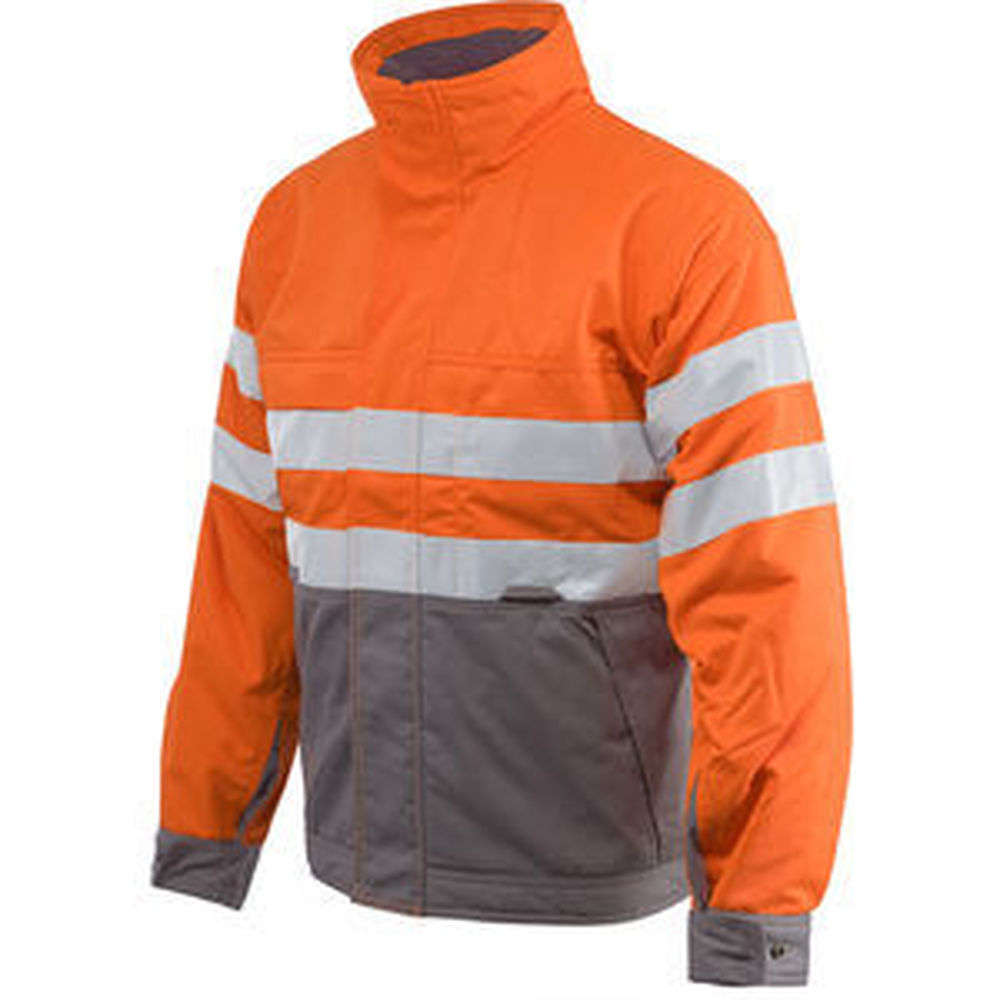 Hi Vis Padded Jacket