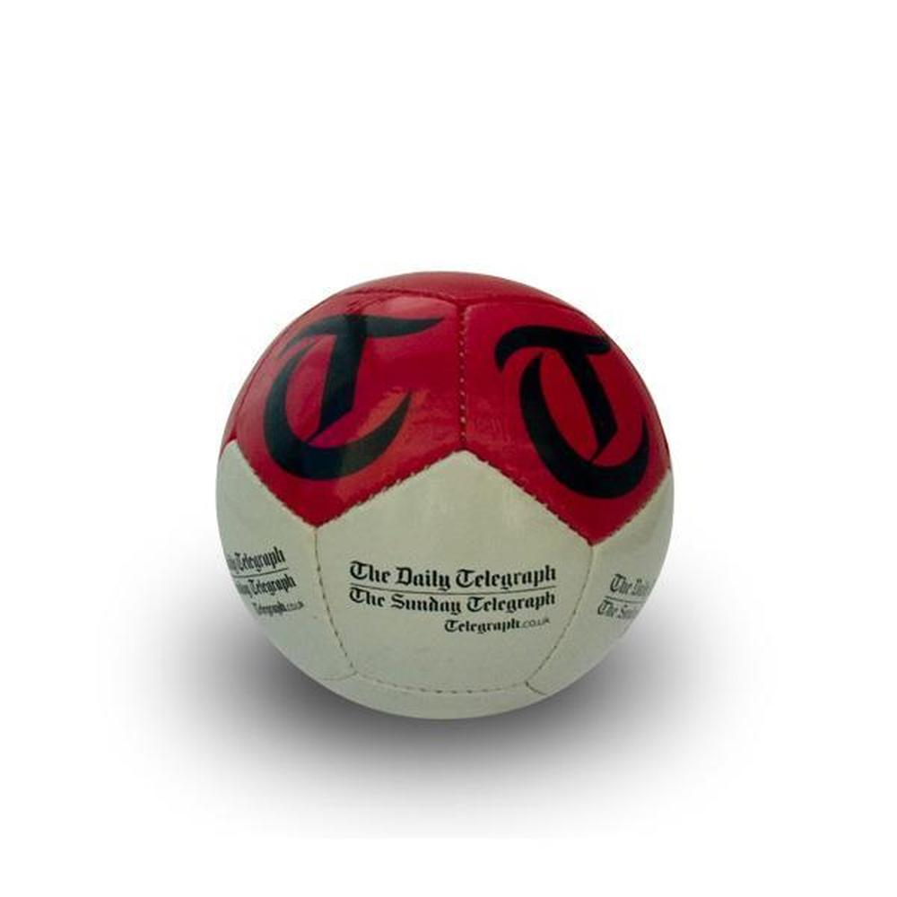 Size 0 Mini Promotional Football 1.2mm PVC