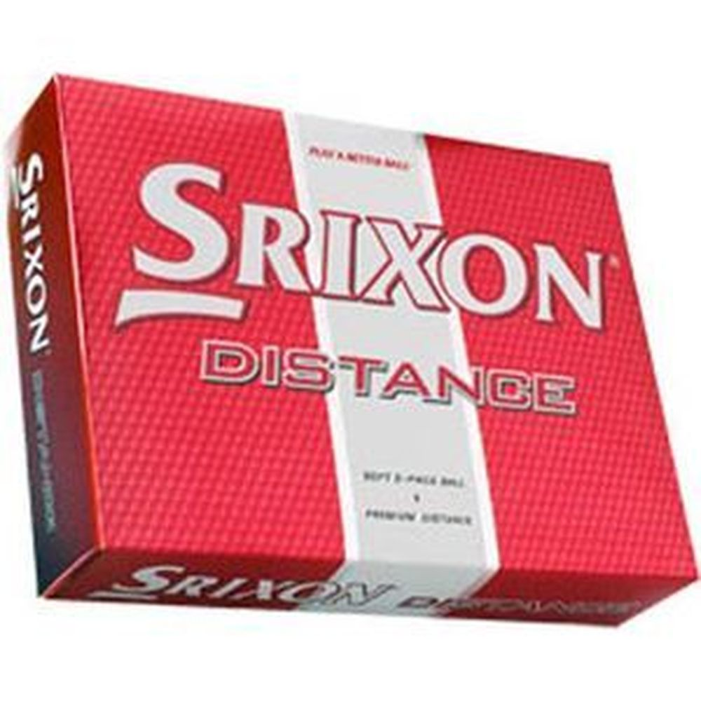 Golf Ball Srixon Distance