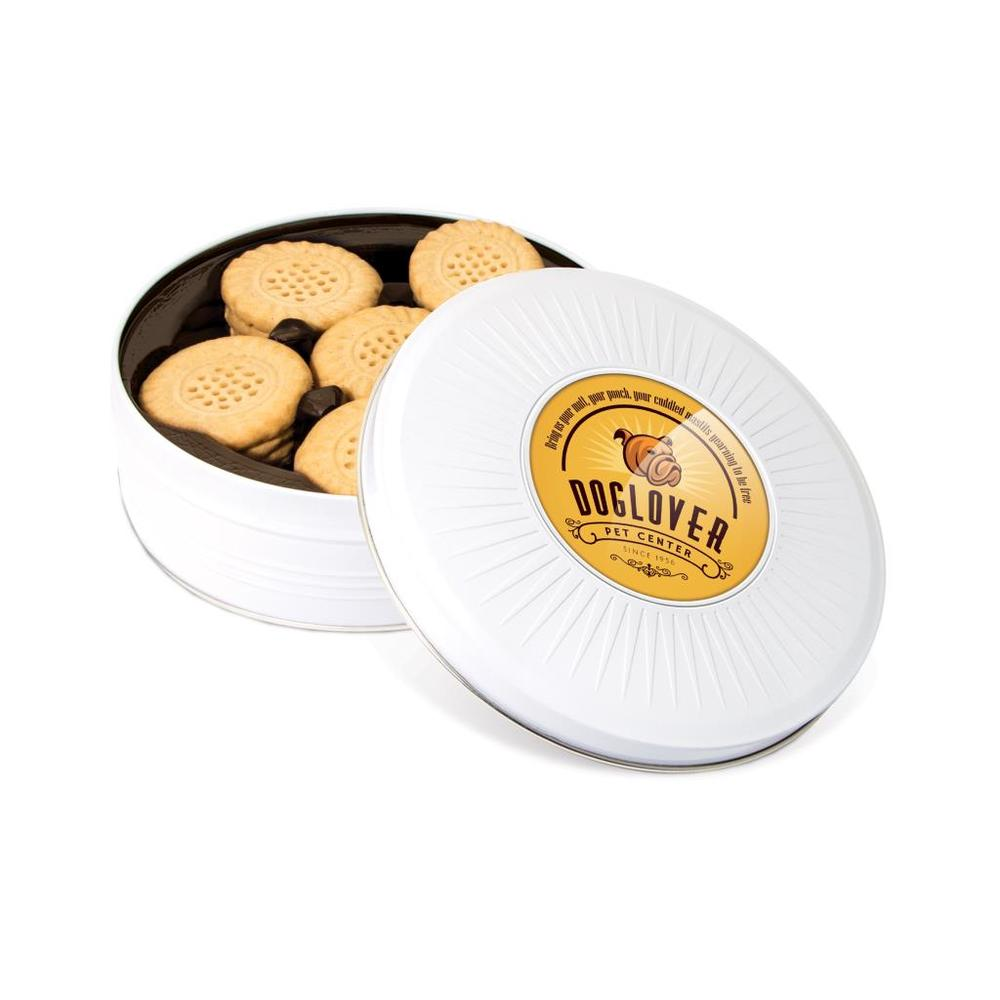 Shortbread Biscuit Sunray Share  Tin