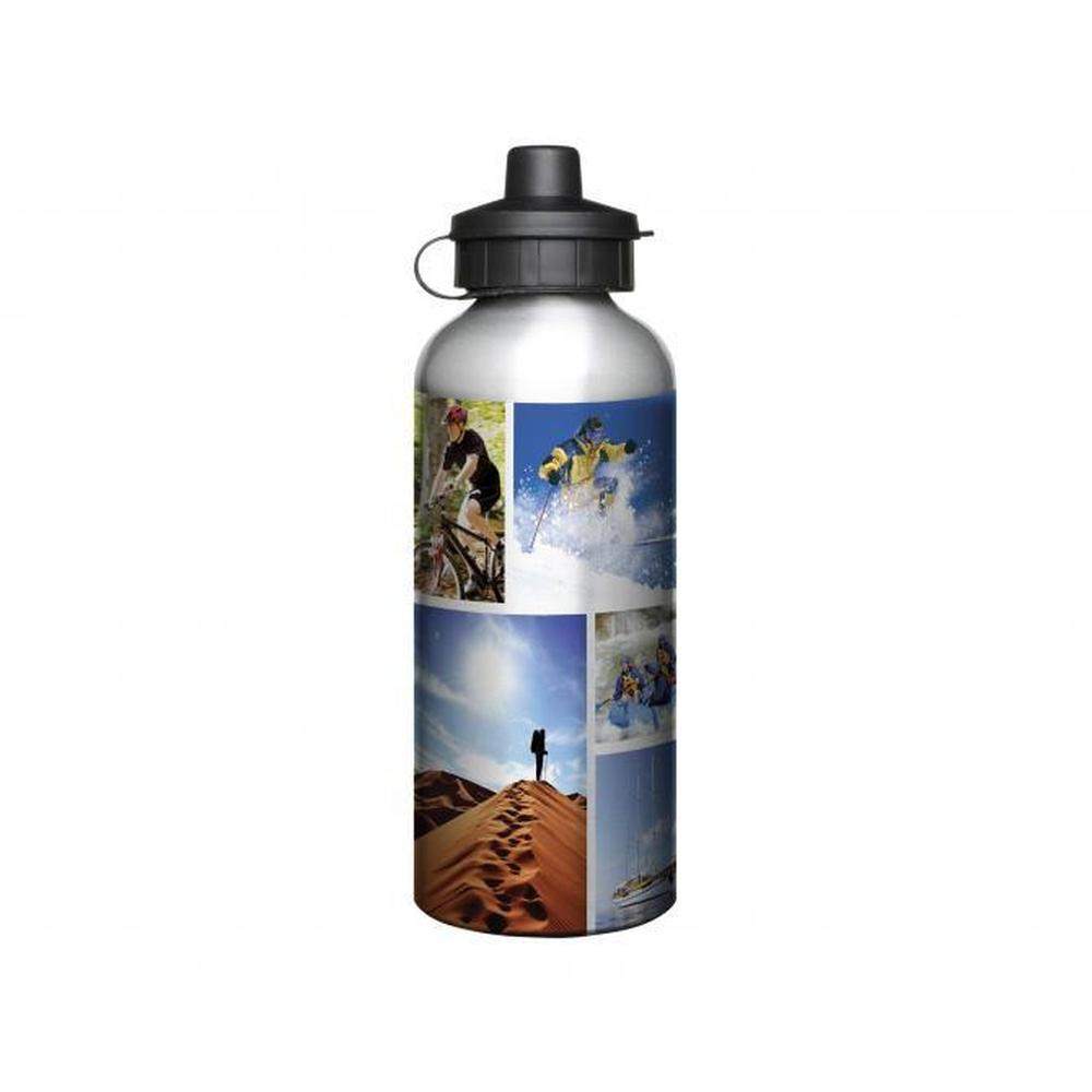 Aluminium Sports Bottles 600ml