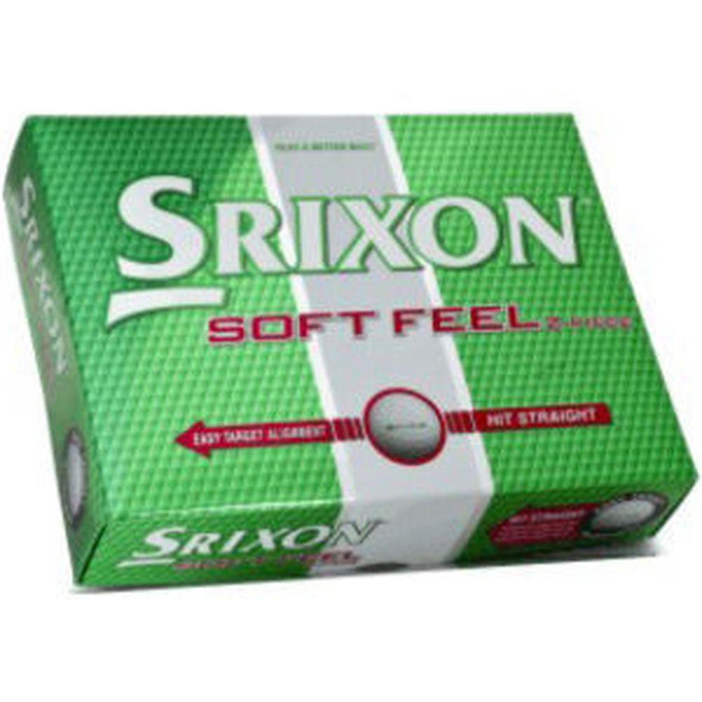 Golf Ball Srixon Soft Feel