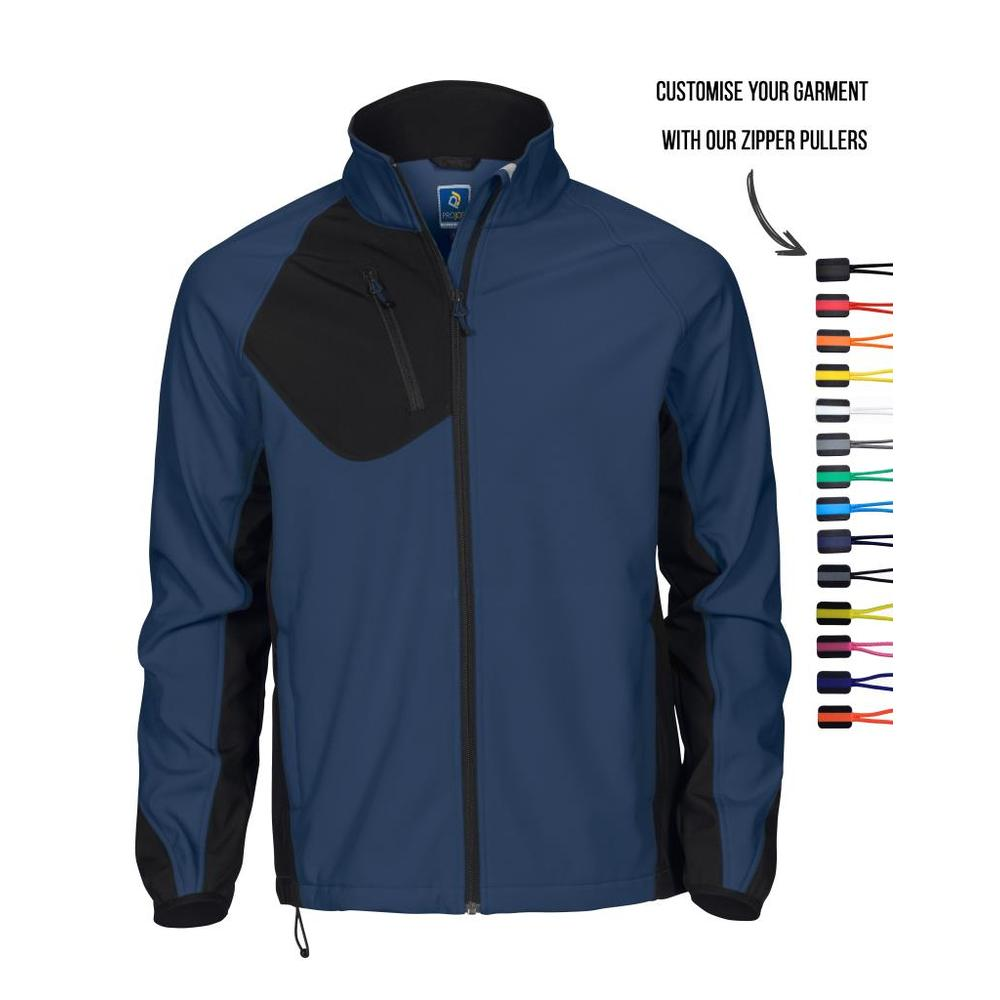 Customisable Softshell Jacket