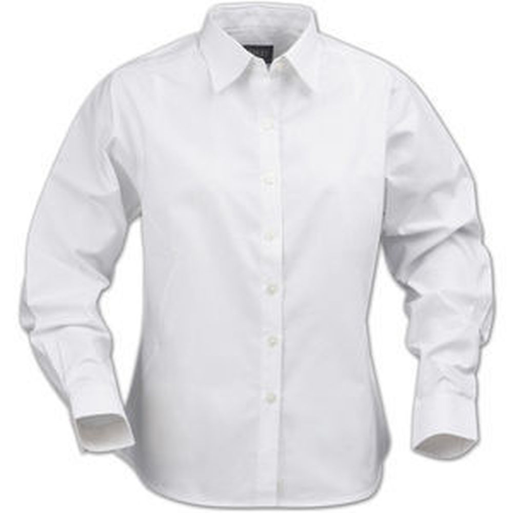 Longsleeve Ladies Marina Oxford Blouse