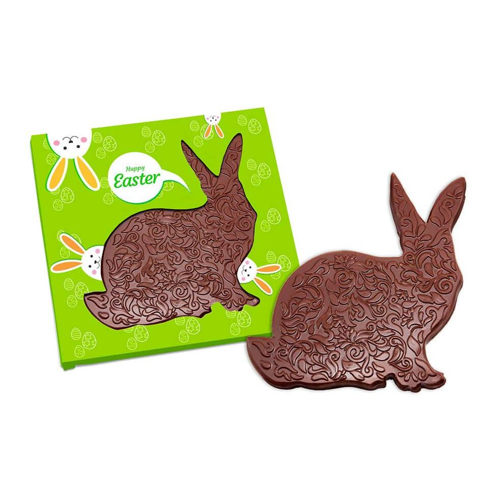 80g Chocolate Bunny Box