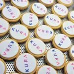 Shortbread Biscuit with Branded Icing 5cm