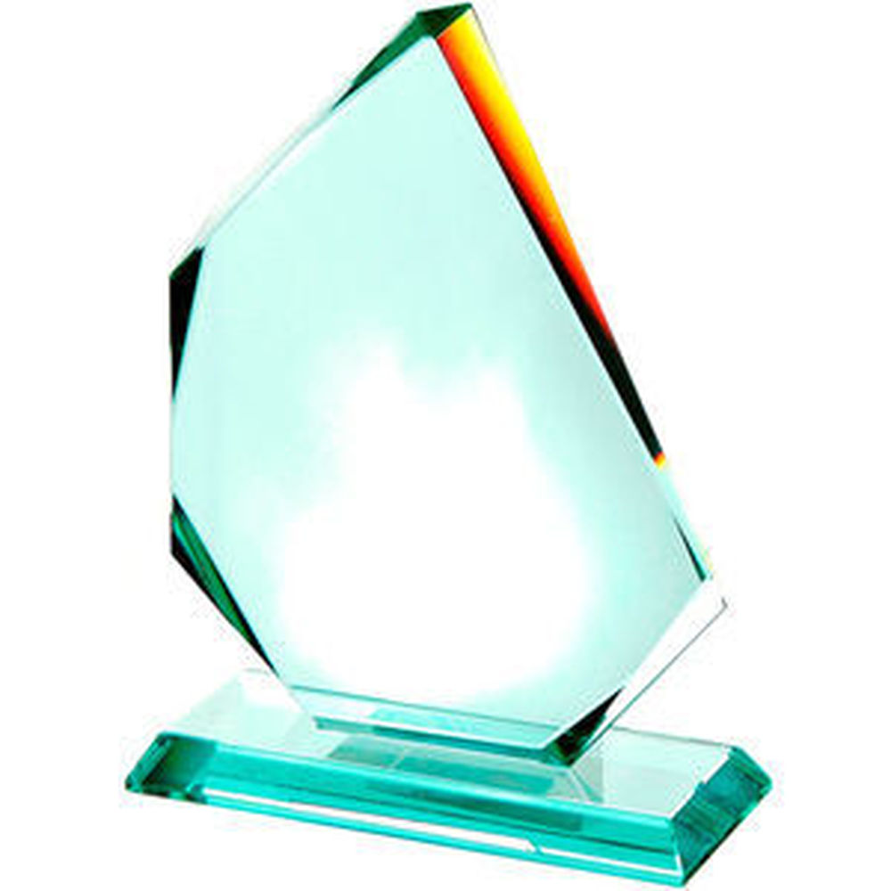 Jade Green Trophy Prism