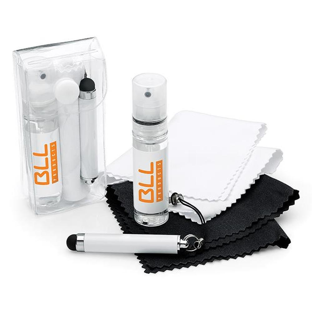 3pc Glass and Screen Cleaning Kit