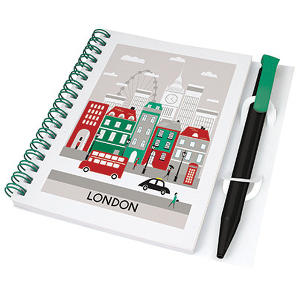 Envirosmart A6 Poly Pad And Pen